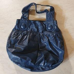 Billabong blue handbag